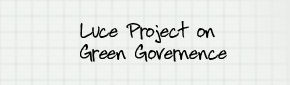 luce-project-on-green-governance