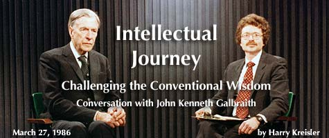 an analysis of conventional wisdom in the book the affluent society by john kenneth galbraith Part i: the conventional wisdom of j k galbraith  first was an  appraisal of the thinking of professor john kenneth  economy, and the second  as an analysis of the steps in moving  the main content of the book was not  really the affluence of society rather it was devoted to other themes: to  denigrating.