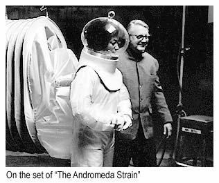 an analysis of andromeda strain a movie by robert wise March 22, 1971, page the new york times archives of all the solutions that science-fiction movies have proposed for the problems facing mankind, my favorite is the saline solution.