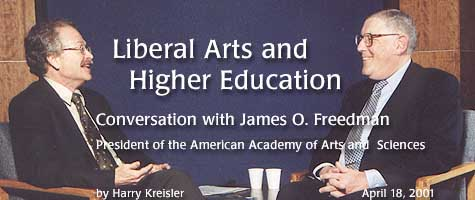 what liberal arts education should be like in examsmanship and the liberal arts by william g perry j William lloyd garrison when it was used to describe the liberal arts in the context of an education desirable for a free-born man like liberal.