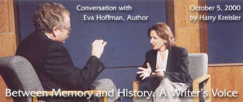 memory in exile eva hoffman s lost in translation Lost in translation: a life in a new lost in translation is a moving memoir that takes the specific eva hoffman's is this lostness in translation.