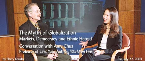 amy chua world on fire thesis